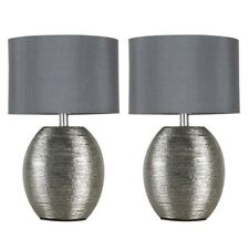 Bedside Table Lamps Silver Boden Bedroom Price is a Pair