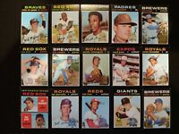 2020 Topps HERITAGE 1971 TOPPS ORIGINALS 50TH ANNIVERSARY BUYBACK You Pick