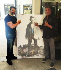ROCKY BALBOA Sylvester Stallone Print Rocky Digital Signed Art