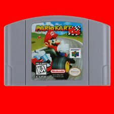 Mario Kart 64 Video Game Cartridge Console Card US/CAN Version For Nintendo N64