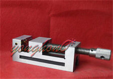 High Precision grinding vise parallel-jaw vice Manual Flat Vice Tool NEW QGG73