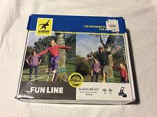 New GIBBON 40 foot FUN LINE beginner SLACKLINE For All Ages. Free Shipping