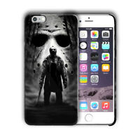 Halloween Jason Mask Horror Iphone 5s 6s 7 8 X XS Max XR 11 12 Pro Plus Case n8