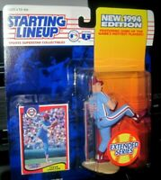 Starting Lineup Steve Carlton sports figure 1994 Kenner Phillies SLU MLB