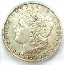 1878-CC Morgan Silver Dollar $1 Carson City Coin - Certified ICG XF45 (EF45)