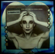 LP Claudia Brücken - Love: And A Million Other Things, Ois