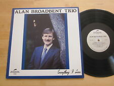 Alan Broadbent Trio - Everything I Love LP Discovery Putter Smith Ultrasonic NM!