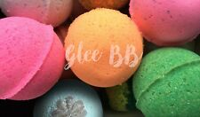 Bath Bomb Lot 100 - FREE SHIPPING Various Scents, Mini Bath Bombs, Party Favor