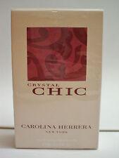 Carolina Herrera Crystal Chic Eau de parfum spray 80 mL (2.7 oz) Neu / folie