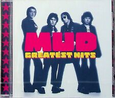 MUD -Greatest Hits Collection CD (NEW) Best Of/Glam Rock (70s Glam Rock)
