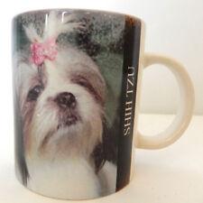 "Shih Tzu Legend Colorful Coffee/Tea Mug Xpress Corp.3.75"" X 3.0"""