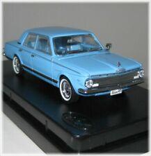 1 43 Scale TRAX Top Gear Valiant Ap5 Regal Sedan Light Blue TR80C