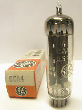 One GE 6CA4 (EZ81) tube - New Old Stock / New In Box (Date code: FV)