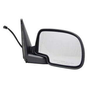GM1321249 Replacement Mirror for 1995-2006 Chevrolet Tahoe Passenger Side Manual