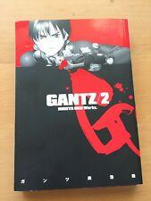 Gantz Manga Volume 2, English Paperback