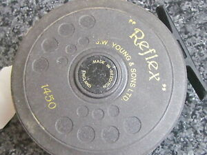 Vintage Youngs 'Reflex' 1450 Fly Reel - Free p/p (UK only)