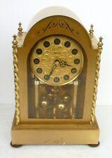 Belle PENDULE Électrique 400 Jours HERMLE Horloge