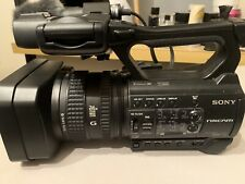 sony hxr-nx100 full hd nxcam camcorder With Accessories and free carry-on bag