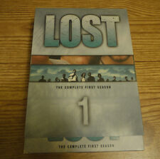 LOST The Complete First Season 1 DVD 2005 7 Disc