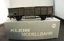 Klein Modelbahn n° 30BL Wagon tombereau SNCF Güterwagen HO neuf en boite MIB