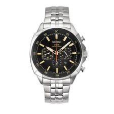 Mens Seiko Chronograph Solar Powered Watch SSC511P9