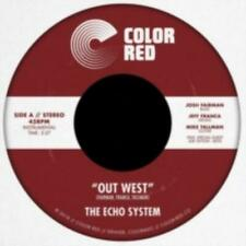"""ECHO SYSTEM: OUT WEST / LOVE TREE (7"""" vinyl.)"""