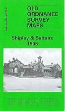 Shipley and Saltaire 1906: Yorkshire Sheet 201.11 by G. C. Dickinson (Sheet map,