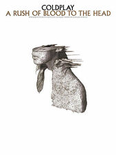COLDPLAY - PIANO VOCAL GUITAR SHEET MUSIC SONG BOOK NEW