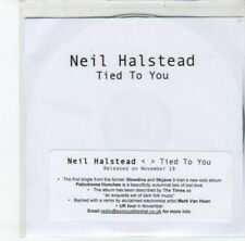 (DK19) Neil Halstead, Tied to You - DJ CD