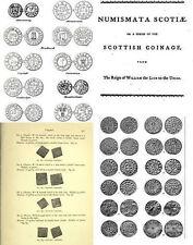 DVD 320 Bücher auf Münzen von England Schottland Irland Kolonien penny shilling