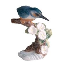 John Beswick JBB23  Kingfisher Bird Figurine In Gift Box