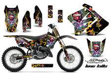 Suzuki RM 125/250 Graphics Kit AMR Racing Bike Decal  Sticker Part 01-09 EDLK