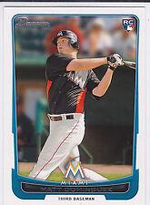 Matt Dominguez Houston Astros 2012 Bowman Baseball Rookie Card