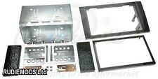 CT23AU01Audi A4 B6 B7 01-09 Double Din Car Stereo Fitting Kit Facia Cage Bezel