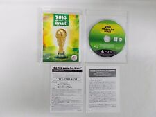 PlayStation3 -- 2014 FIFA World Cup: Brazil -- PS3. JAPAN GAME. 62450