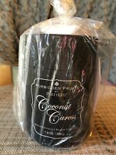 PartyLite Forbidden Fruits Scented Jar Candle, Coconut Caress, Nib