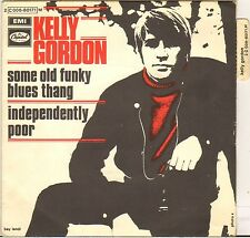 "KELLY GORDON ""SOME OLD FUNKY BLUES THANG"" BLUES FUNK 60'S SP CAPITOL"