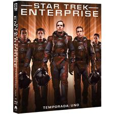 Star Trek Enterprise TEMPORADA 1 (PRIMERA) EN Blu-Ray CASTELLANO NUEVO