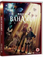 Rage of Bahamut: Genesis - DVD anime region 2