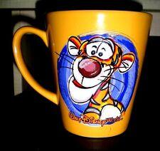 Disney Tigger Face Mug Orange & Purple Walt Disney World