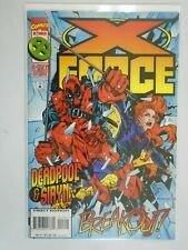 X-Force #47 Deluxe Edition 8.0 VF (1995 1st Series)