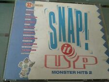 Various - Snap it up- Monster Hits 2 (1990) - Various CD T4VG