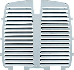 Kenworth T660 Aftermarket Louvered Grill Insert # 15702