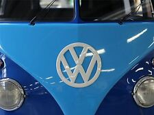 ART PRINT POSTER PHOTO VINTAGE VW COMBI BADGE EMBLEM LFMP1270