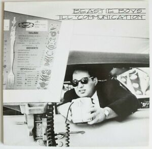 "Vinyl 12"" - BEASTIE BOYS ILL COMMUNICATION - 724382859918 1994 - Very Good"