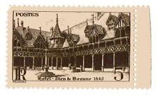 timbre classique FRANCE -année 1941- N°499-neuf-sans trace de charnière