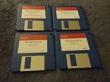 Wordworth 6 Floppy Software for the Commodore Amiga