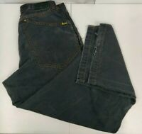 """vintage 90s DOC DR. MARTEN'S  MENS  JEANS PANTS tag 36x34 actual 34x32 waist 17"""""""
