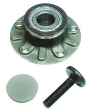VW GOLF MK5 1.4 1.6 1.9 TDi 2.0 GTi 05-10 REAR WHEEL BEARING HUB KIT ASB ABS NEW