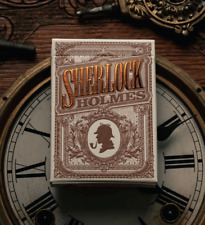 Sherlock Holmes Playing Cards by Kings Wild Project